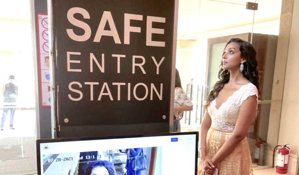 Safe Entry Station